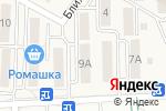 Схема проезда до компании Отдел по управлению с. Дальнее в Дальнем
