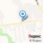 Тунайча Моторс на карте Южно-Сахалинска