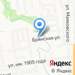 Kim House на карте Южно-Сахалинска