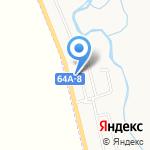 Sandoo на карте Южно-Сахалинска