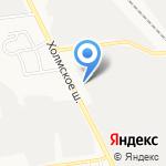 Ресурс на карте Южно-Сахалинска