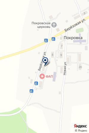 Фельдшерско-акушерский пункт на карте Углезаводска