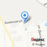 Дальневосточная промышленная компания на карте Южно-Сахалинска