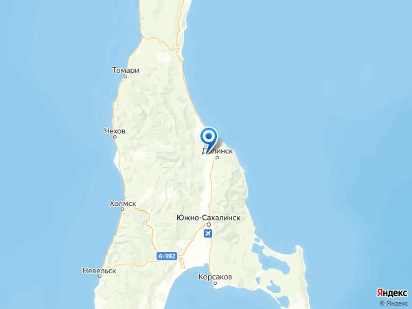 село Октябрьское на карте