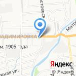 Свой Доктор на карте Южно-Сахалинска
