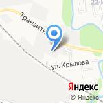 Форсаж на карте Южно-Сахалинска