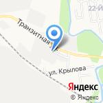 Автосервис по кузовному ремонту на карте Южно-Сахалинска