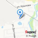 СМНМ на карте Южно-Сахалинска