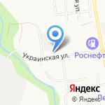 ФЕСКО Интегрированный Транспорт на карте Южно-Сахалинска