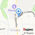 Эликсир на карте Южно-Сахалинска