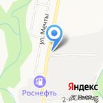 Усадьба на карте Южно-Сахалинска