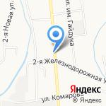 Хозстрой на карте Южно-Сахалинска