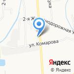 ТрансАвтоСервис на карте Южно-Сахалинска