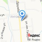 Ремонтная компания на карте Южно-Сахалинска