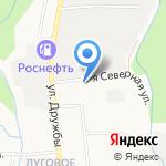 Гранит-Сервис на карте Южно-Сахалинска