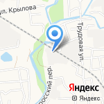 ДВ СТРОЙ на карте Южно-Сахалинска