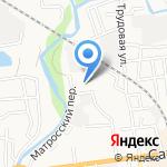 Ариран на карте Южно-Сахалинска