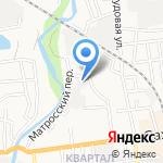 СахТопИнжиниринг на карте Южно-Сахалинска
