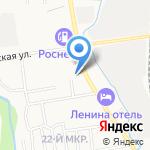 Почтовое отделение №3 на карте Южно-Сахалинска