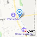 Сахалин-Монтаж на карте Южно-Сахалинска