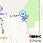 Аква-Стандарт М на карте Южно-Сахалинска