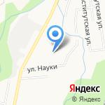 Книга Плюс на карте Южно-Сахалинска