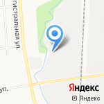 Авто-Менеджер на карте Южно-Сахалинска