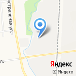 The Буфет на карте Южно-Сахалинска