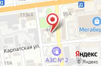 Схема проезда до компании ОСАГО КАСКО ОНЛАЙН в Щербинке