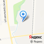 Амин на карте Южно-Сахалинска