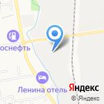 ВИАНГ на карте Южно-Сахалинска