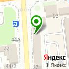 Местоположение компании Весёлая компания