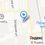 Max Сorp на карте Южно-Сахалинска