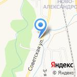 Супер Юниор на карте Южно-Сахалинска