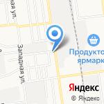 Хобби Центр на карте Южно-Сахалинска
