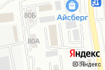 Схема проезда до компании Восток-Сервис-Амур в Южно-Сахалинске