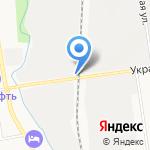 Масензов С.В. на карте Южно-Сахалинска