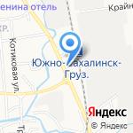 АвтоJapanЭлита на карте Южно-Сахалинска