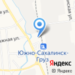 КолорИд Плюс на карте Южно-Сахалинска