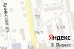 Схема проезда до компании Болеро в Южно-Сахалинске