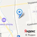 Литовченко Сахалин на карте Южно-Сахалинска