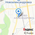 Эврика на карте Южно-Сахалинска