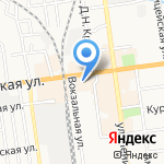 Mr.Rein на карте Южно-Сахалинска