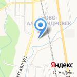 Детская школа искусств №4 на карте Южно-Сахалинска
