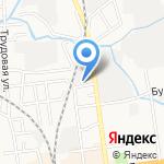 Техно-Сервис на карте Южно-Сахалинска