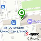 Местоположение компании Хабаровская топливная компания