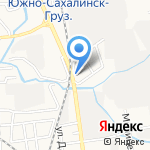 Emily Pub на карте Южно-Сахалинска