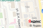 Схема проезда до компании Восточный транзит в Южно-Сахалинске