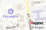Схема проезда до компании Газспецсервис в Южно-Сахалинске