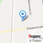 Полигранд на карте Южно-Сахалинска
